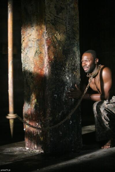 Lafayette in Eric's basement