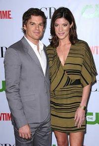 Michael C. Hall With Jennifer Carpenter