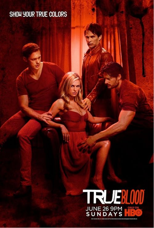 true blood season 4 promo. True Blood (HBO) - Show Your