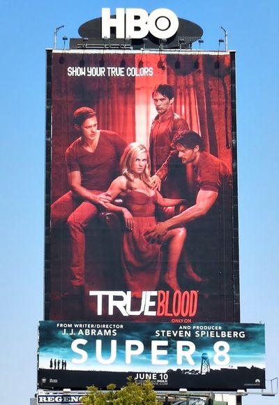 TrueBlood season 4 billboard