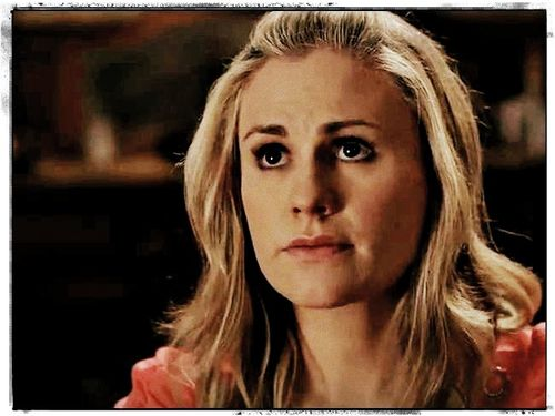 Anna Paquin as Sookie Stackhouse in the true Blood Season 5 Finale, 'Save Yourself'