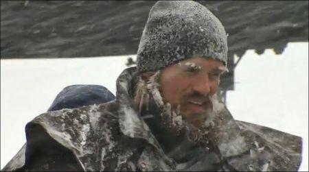 Real-ice-beard